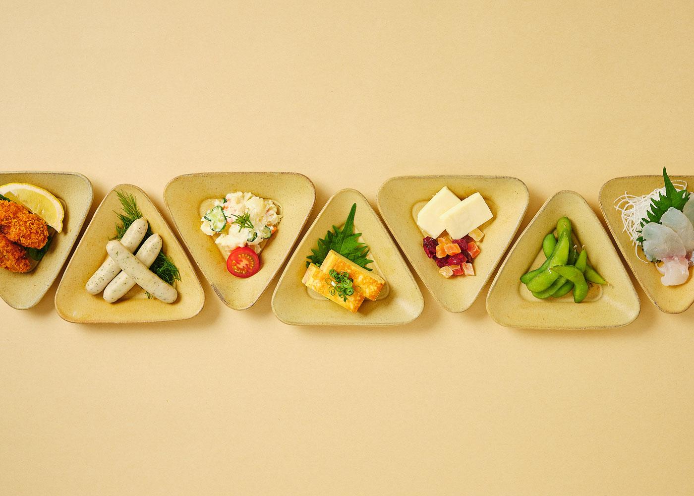 OTSUMAMIZARA(おつまみ皿)
